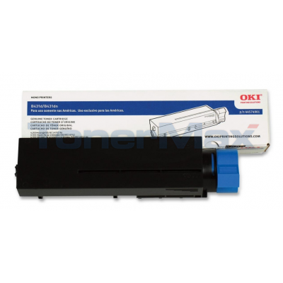 OKI B431D TONER CARTRIDGE BLACK